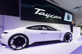 Porsche's first all-electric car gets official name: Taycan
