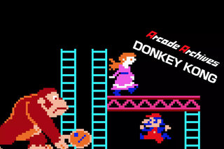 Nintendo just released the original arcade Donkey Kong for the Switch