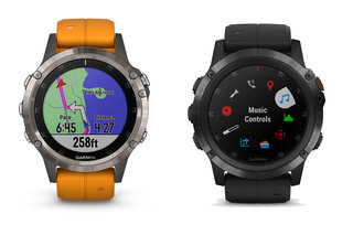 Garmin introduces Fenix 5 Plus models with plenty of new features, including Garmin Pay