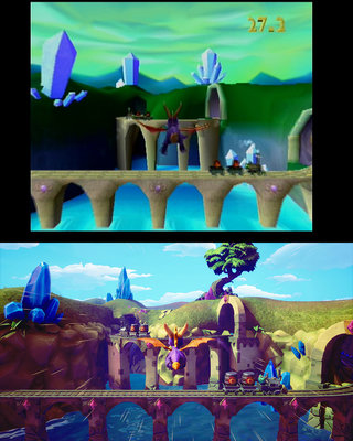 Spyro before and after image 2