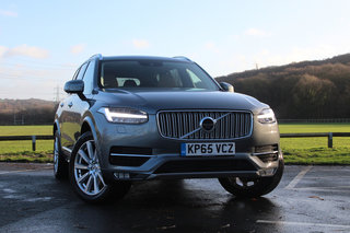Volvo planning XC90 with Level 4 autonomy by 2021