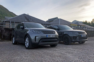 Why the Land Rover Discovery makes an outstanding adventure vehicle