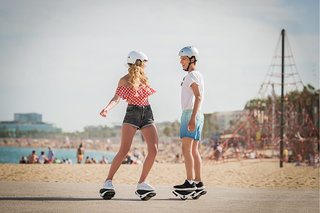 Segway Just Killed The Hoverboard With Its Funky Drift W1 E-skates image 2