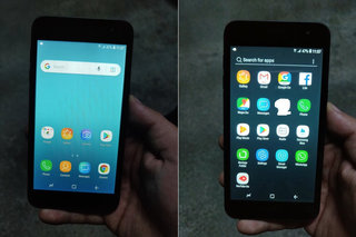 Samsung's first Android Go phone revealed in leaked pics