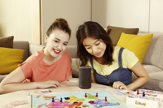 Alexa-connected board game When In Rome is now exclusively available for Prime members