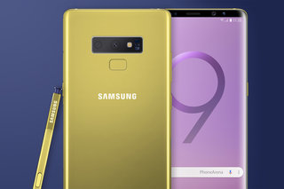 Samsung Galaxy Note 9 colours leaked, but not one of them gold or yellow