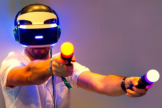 VR hasn't taken off as we'd hoped but give it time, says Rebellion's Jason Kingsley
