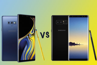 Samsung Galaxy Note 9 vs Galaxy Note 8: What's the difference?
