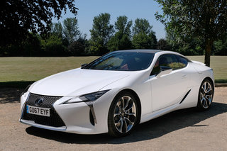 Lexus LC500 review lead image 1