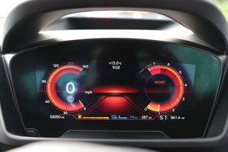 BMW i8 Review - Tech image 3