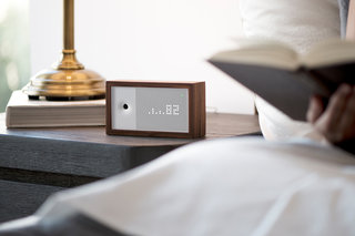 Awair 2nd Edition smart air pollution monitor tracks toxins for a healthy lifestyle