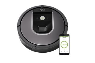 Save 24% on the iRobot Roomba 960 robot vacuum cleaner
