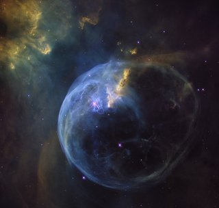Astounding images from the depths of the Universe courtesy of the Hubble Space Telescope image 3