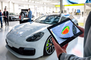 From Pokémon to Porsche How augmented reality is helping to build better cars image 5