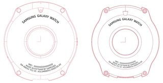 Samsung Galaxy Watch likely to come in two sizes LTE support on both image 2