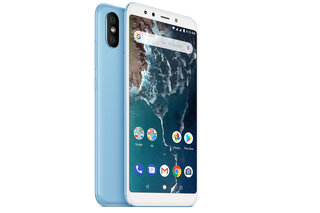 Xiaomi Mi A2 brings dual camera smarts in Android One package
