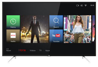 TCL TVs are now available in the UK, offering big value on big screens