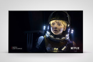 Sony's new Master Series 4K TVs are perfectly tuned for Netflix