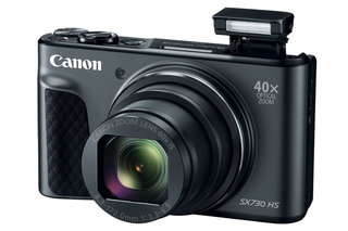 Canon PowerShot SX740 HS packs 40x zoom into compact body