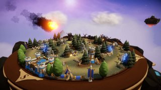 Skyworld VR review Turn based-strategy fun with demons knights and tiny dragons image 6