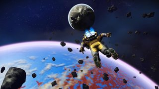 Amazing photos of space as captured in No Man's Sky