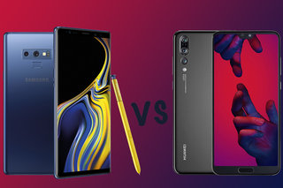 Samsung Galaxy Note 9 vs Huawei P20 Pro: What's the difference?