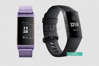 Fitbit Charge 3 leaked images show new straps and a fresh design