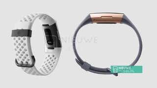 Fitbit Charge 3 leaked images show new straps a fresh design image 3