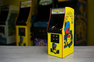 Numskull mini Pac-Man arcade cabinet actually plays full game