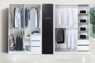 LG Styler ThinQ: Now you can even talk to your bedroom wardrobe