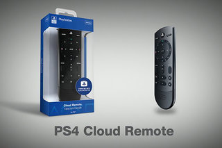 Control your TV with Sony's new PS4 Cloud Remote