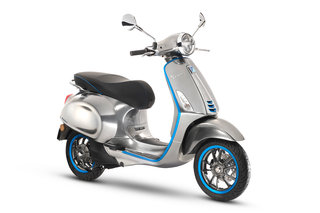 Vespa Elettrica all-electric scooter coming in October: Mods get modern
