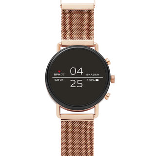 Skagen Falster 2 smartwatch adds brains to beauty