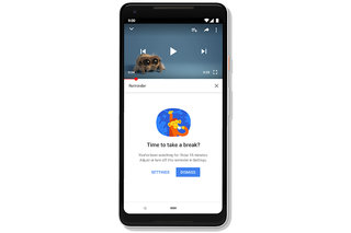 YouTube app now wants to make sure you don't watch too much YouTube
