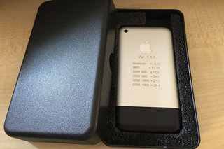 1st generation Apple iPhone prototype up for sale on ebay, will sell for $1,000s