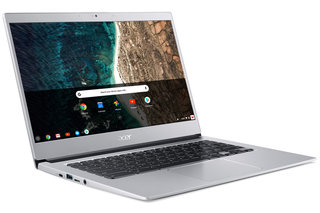 Acer goes all fancy with aluminium Chromebook 514