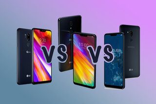 LG G7 ThinQ vs LG G7 Fit vs LG G7 One: What are all these LG ph