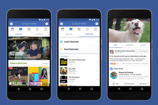 YouTube alternative Facebook Watch launches in the UK image 1