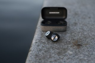 Sennheiser's Momentum True Wireless earphones look great, and cost a packet