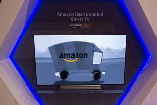 Future of Toshiba televisions: Dash battery replacements, Alexa voice control and Android TV