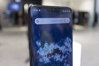 LG G7 One review image 5