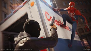 Marvels Spider-man Review Catches Thieves Just Like Flies image 10