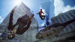 Marvels Spider-man Review Catches Thieves Just Like Flies image 7