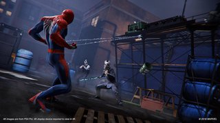 Marvels Spider-man Review Catches Thieves Just Like Flies image 8