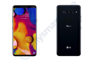 LG's triple camera system for the LG V40 has been revealed