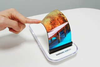 That Samsung foldable phone might appear this year after all