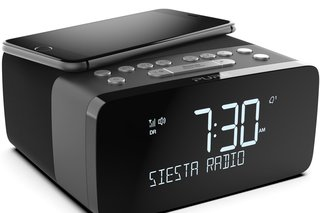 Pure's new alarm clock DAB radio can wirelessly charge your phone