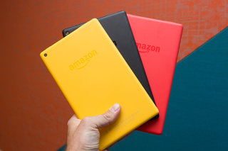 Amazon Fire HD 8 tablet updated and it's all about Alexa