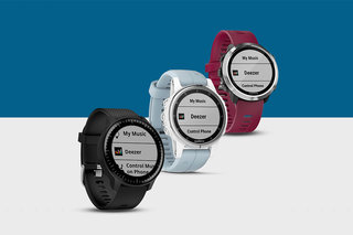 Garmin watches finally get full Deezer integration