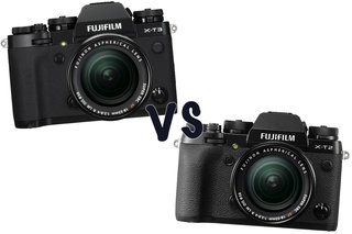 Fujifilm X-T3 vs X-T2: What's the difference?